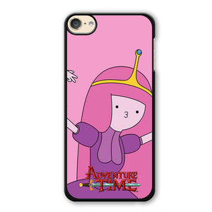 Princess Bubblegum Adventure Time Phonecase Cover Case For Apple Ipod 4 Ipod 5 Ipod 6