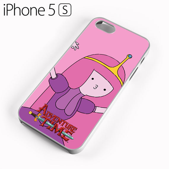 Princess bubblegum adventure time - iPhone 5 Case - Tatumcase