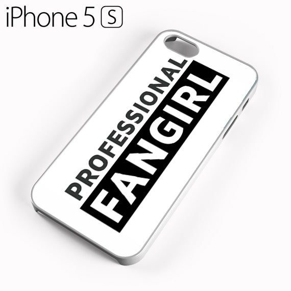 Professional Fangirl - iPhone 5 Case - Tatumcase