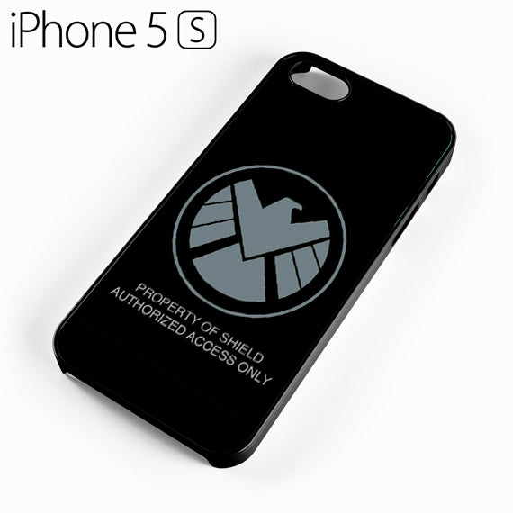 Property of Shield T - iPhone 5 Case - Tatumcase