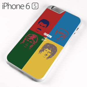 Queen band hot space - iPhone 6 Case - Tatumcase