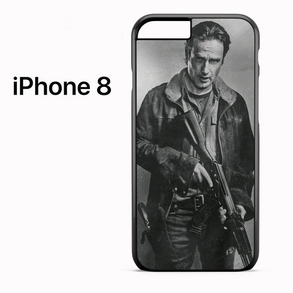 Rick Grimes The Walking Dead 2 Y - iPhone 8 Case - Tatumcase