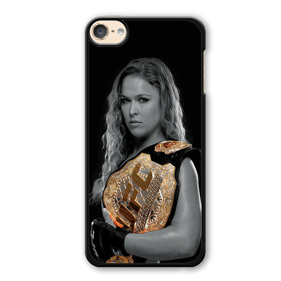 Ronda Rousey UFC Phonecase Cover Case For Apple Ipod 4 Ipod 5 Ipod 6