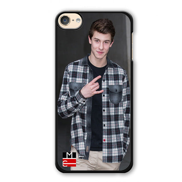 Shawn Mendes Phonecase Cover Case For Apple Ipod 4 Ipod 5 Ipod 6