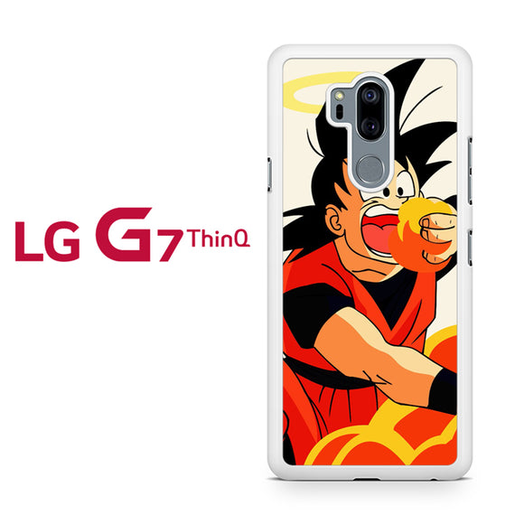 SonGoku Dragon Ball, LG G7 ThinQ Case, Tatumcase