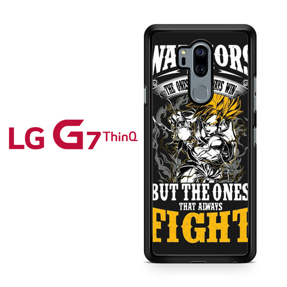 Son Goku Quotes GT, LG G7 ThinQ Case, Tatumcase