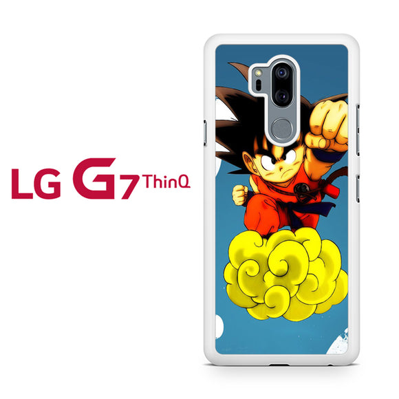 Son Goku, LG G7 ThinQ Case, Tatumcase