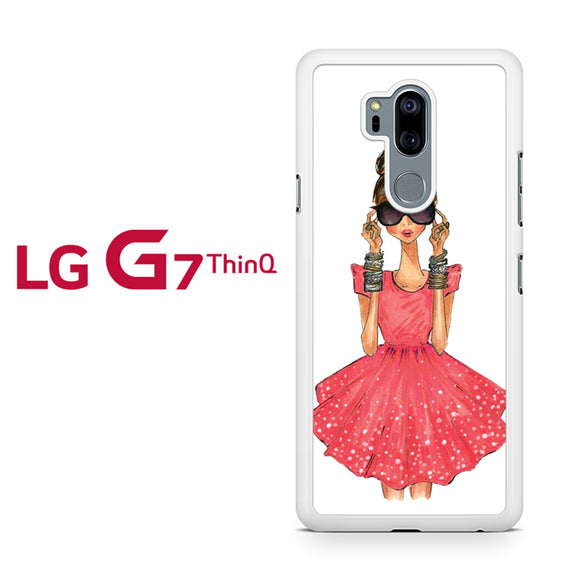Sosialita, LG G7 ThinQ Case, Tatumcase