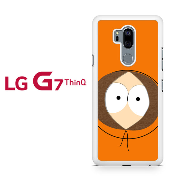 South Park kenny face YZ, LG G7 ThinQ Case, Tatumcase