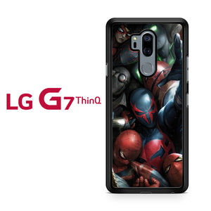 Spiderman 2099 And Others, LG G7 ThinQ Case, Tatumcase