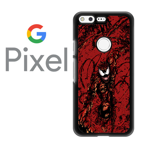 Spiderman Carnage 8  - Google Pixel Case Tatumcase