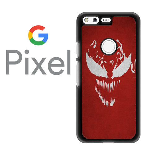 Spiderman Carnage Face 1  - Google Pixel Case Tatumcase