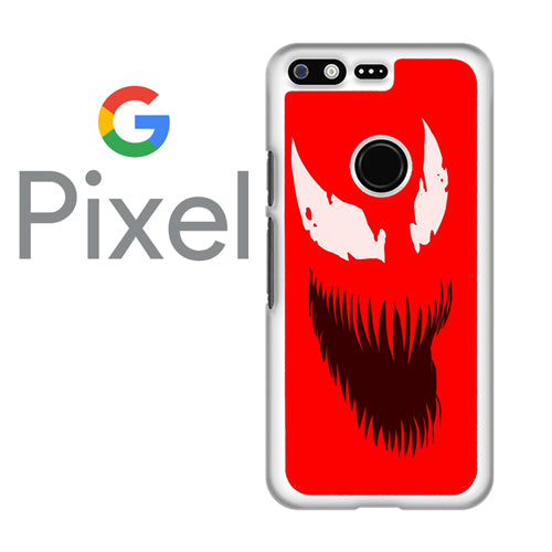 Spiderman Carnage Face 2  - Google Pixel Case Tatumcase