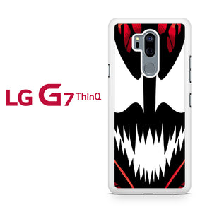 Spiderman Carnage Face 3, LG G7 ThinQ Case, Tatumcase