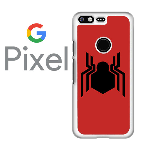 Spiderman Homcoming Logo GT  - Google Pixel Case Tatumcase