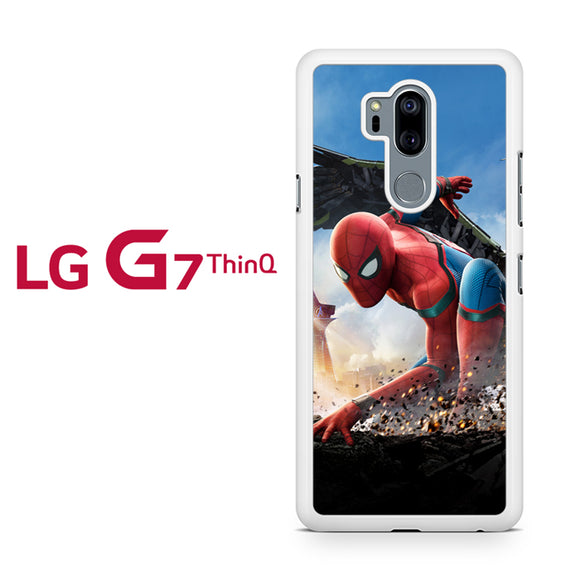 Spiderman Homecoming 2 HC, LG G7 ThinQ Case, Tatumcase