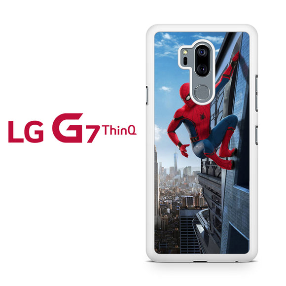 Spiderman Homecoming 3 HC, LG G7 ThinQ Case, Tatumcase