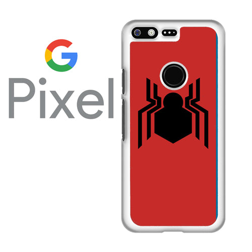 Spiderman Homecoming Logo HC  - Google Pixel Case Tatumcase