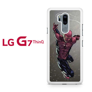 Spiderman In action, LG G7 ThinQ Case, Tatumcase