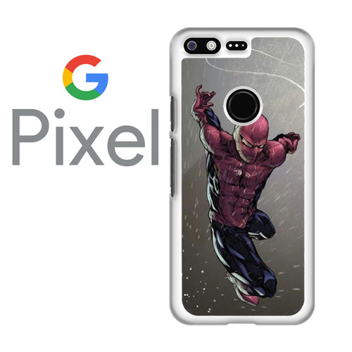 Spiderman In action  - Google Pixel Case Tatumcase