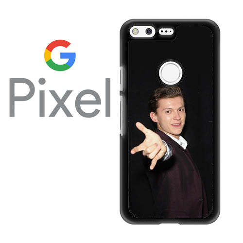 Spiderman Tom Holland 4  - Google Pixel Case Tatumcase