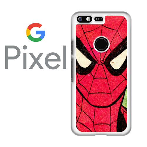 Spiderman as Peter Parker  - Google Pixel Case Tatumcase