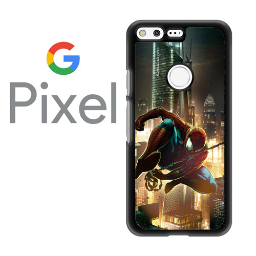 Spiderman civilwar  - Google Pixel Case Tatumcase