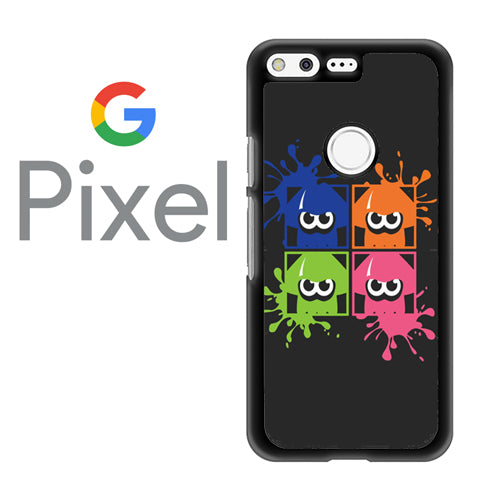 Splatoon All Colour GT  - Google Pixel Case Tatumcase