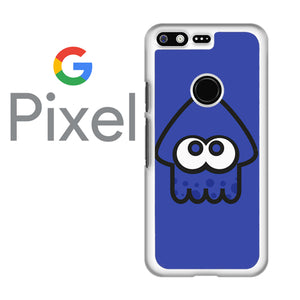 Splatoon in Blue GT  - Google Pixel Case Tatumcase