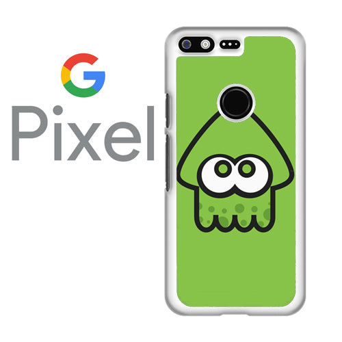 Splatoon in Green GT  - Google Pixel Case Tatumcase