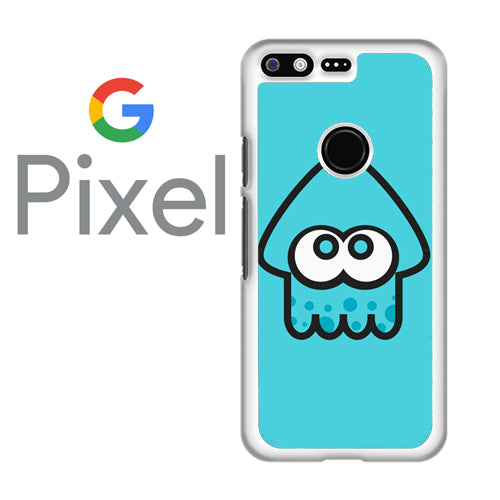 Splatoon in Light Blue GT  - Google Pixel Case Tatumcase