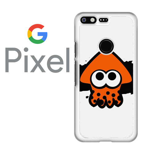 Splatoon in Orange GT  - Google Pixel Case Tatumcase