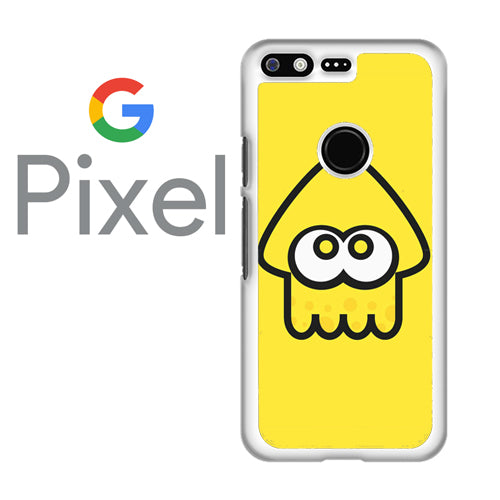Splatoon in Yellow GT  - Google Pixel Case Tatumcase