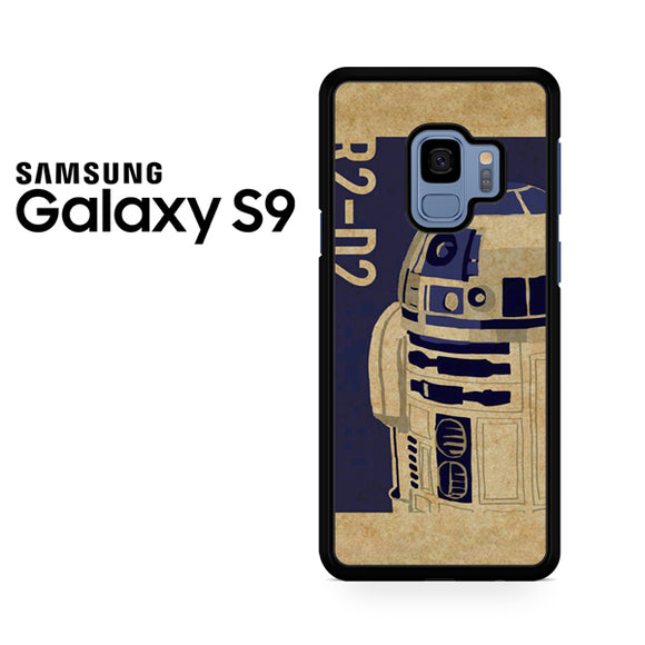 Star Wars R2 - Samsung Galaxy S9 Case - Tatumcase