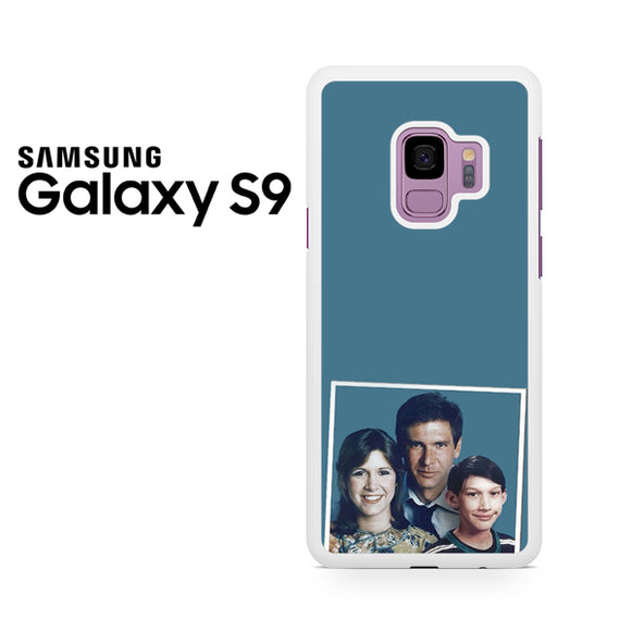 Star Wars Sky Walkers Famly GT - Samsung Galaxy S9 Case - Tatumcase