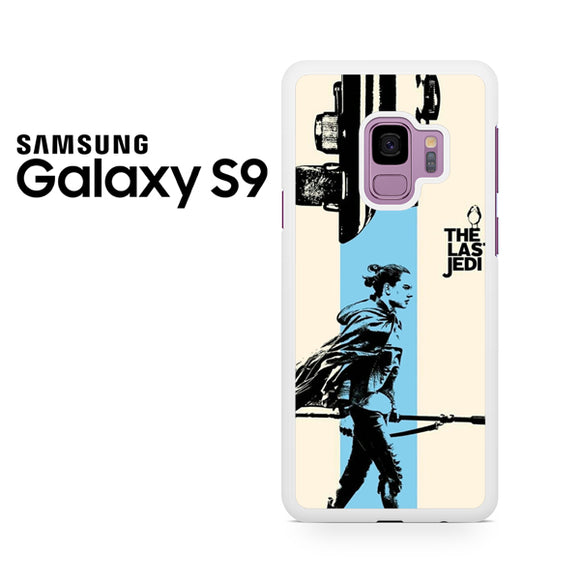 Star Wars The Last Jedi 2 AA - Samsung Galaxy S9 Case - Tatumcase