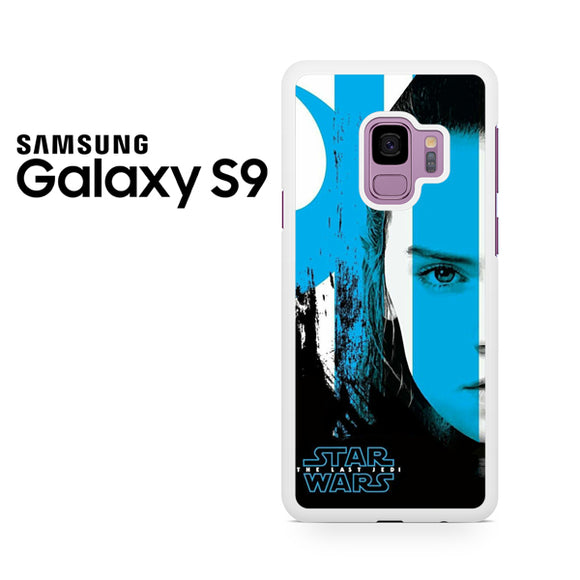 Star Wars The Last Jedi Rey 1 AA - Samsung Galaxy S9 Case - Tatumcase