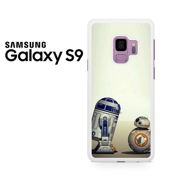Star wars R2 D2 - Samsung Galaxy S9 Case - Tatumcase