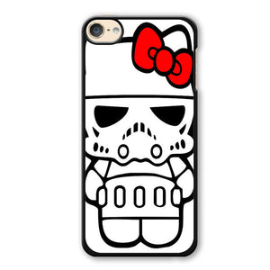Starship Trooper Hello Kitty Phonecase Cover Case For Apple Ipod 4 Ipod 5 Ipod 6