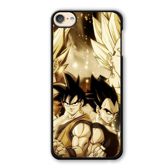 Super Saiyans Phonecase Cover Case For Apple Ipod 4 Ipod 5 Ipod 6