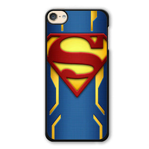 Superman Suit 2 Phonecase Cover Case For Apple Ipod 4 Ipod 5 Ipod 6