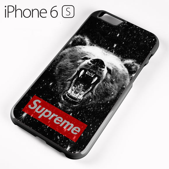 Supreme with a Bear AB - iPhone 6 Case - Tatumcase
