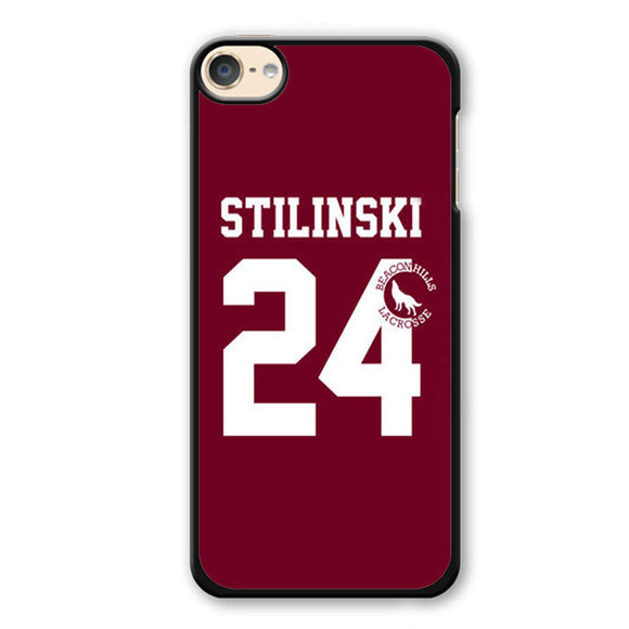 Teen Wolf Stilinski Phonecase Cover Case For Apple Ipod 4 Ipod 5 Ipod 6