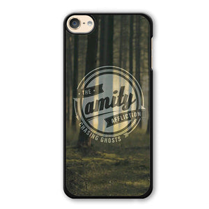 The Amity Affliction Chasing Ghosts Phonecase Cover Case For Apple Ipod 4 Ipod 5 Ipod 6