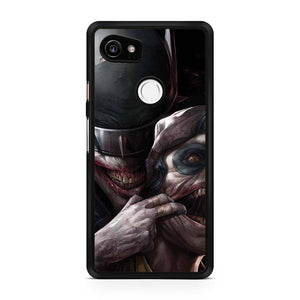 The Batman Who Laughs, Custom Phone Case, Google Pixel 2 XL Case, Pixel 2 XL Case, Tatumcase
