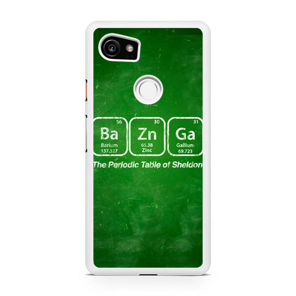 The Big Bang Theory The Periodic AA, Custom Phone Case, Google Pixel 2 XL Case, Pixel 2 XL Case, Tatumcase