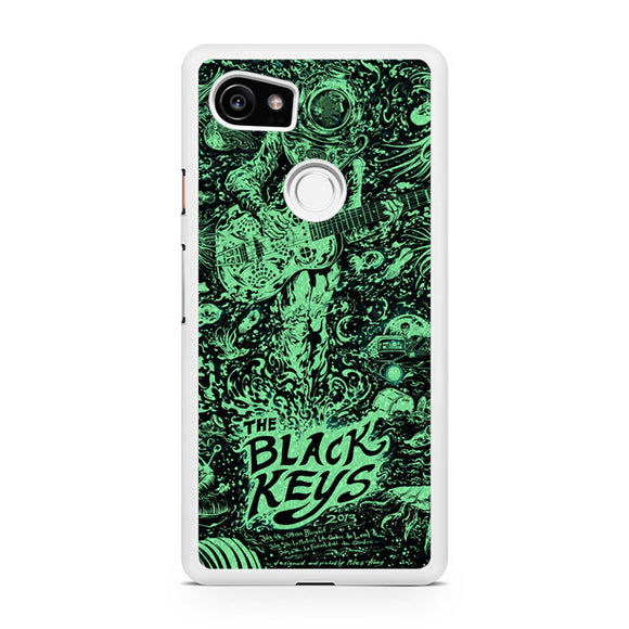 The Black Keys 1 HC, Custom Phone Case, Google Pixel 2 XL Case, Pixel 2 XL Case, Tatumcase