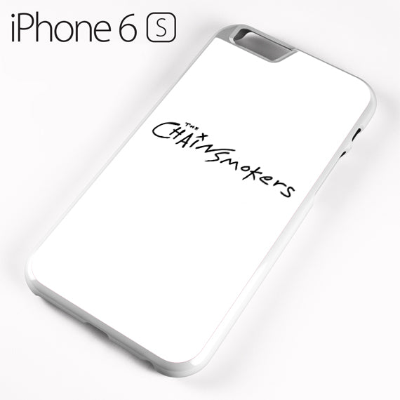 The Chainsmokers Black Logo YT - iPhone 6 Case - Tatumcase