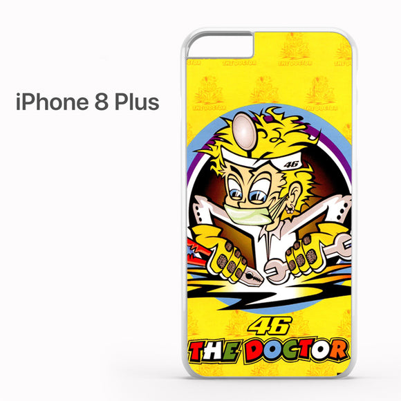 The Doctor Valentino Rossi TY - iPhone 8 Plus Case - Tatumcase