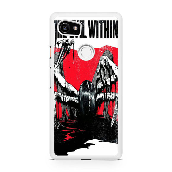 The Evil Within AA, Custom Phone Case, Google Pixel 2 XL Case, Pixel 2 XL Case, Tatumcase